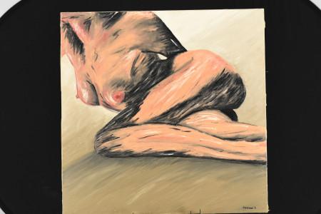 Oil on Canvas by Artist Salomone S.