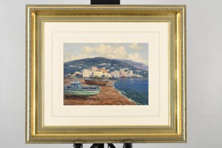 Original Oil by Andrea Domini