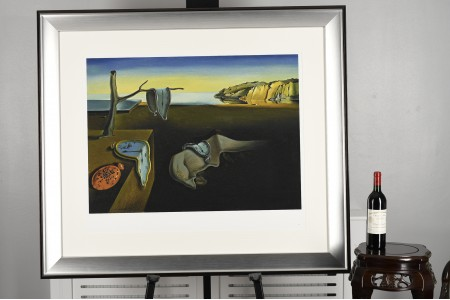 """Limited Edition Salvador Dali """"Persistence of Memory"""""""