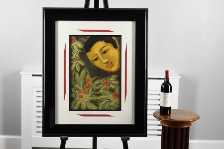 Original Framed Painting by Marsha Hammel