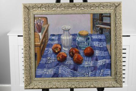 Original Oil on Canvas by Vinyeta