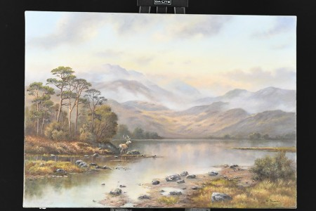 Original Oil on Canvas by Wendy Reeves