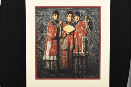 Limited Edition by the Superb Chinese Artist Di Li Feng.