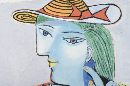 """Pablo Picasso Limited Edition """"Portrait of Marie-Therese, 1937"""""""